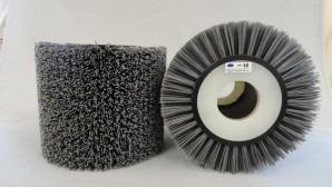 Spazzole Satinatura Alluminio e Metalli